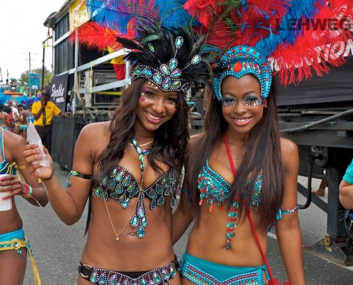 Carnival in Barbados