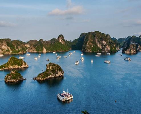 Island Hopping Cruises