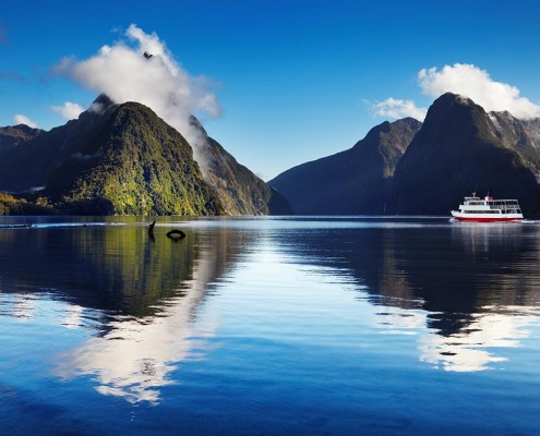 New Zealand escorted tours